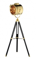 Floor lamp Projector Marine Styl Gold