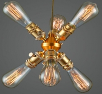 Suspension Stellar Gold